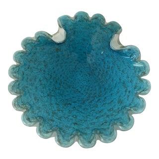 Mid-Century Modern Murano Art Glass Bowl