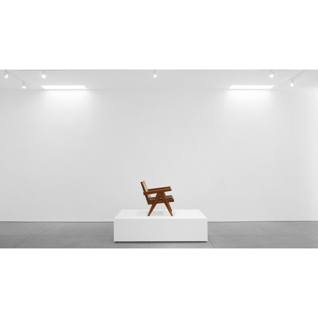 A visionary of modernist architecture and design, Swiss-born architect and furniture designer Pierre Jeanneret (1896-1967)...
