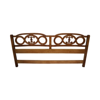 Widdicomb French Style King Size Headboard For Sale
