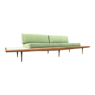 Mid Century Modern Three Seater Sofa For Sale