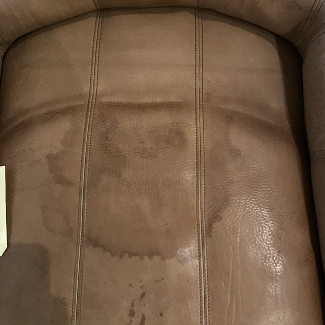 De Sede Ds44 Leather Chair For Sale In Dallas - Image 6 of 7