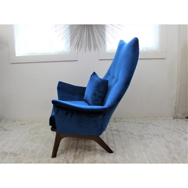 Mid Century Modern Adrian Pearsall Chair 1611-C - Image 2 of 6
