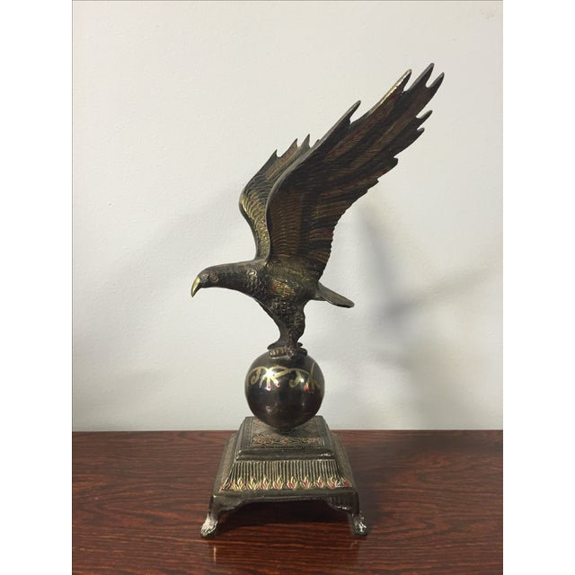 Brass Eagle For Sale - Image 5 of 8