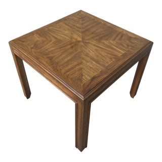 1970s Mid-Century Modern Drexel Heritage Accolade Side Table For Sale