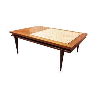 John Widdicomb Modernist Coffee Table