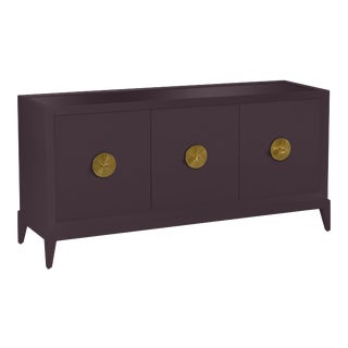 Hayes Sideboard, Dark Basalt For Sale