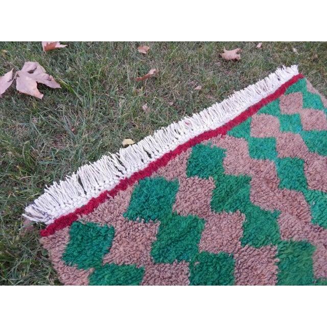 Modern Turkish Angora Tulu Rug For Sale - Image 10 of 12