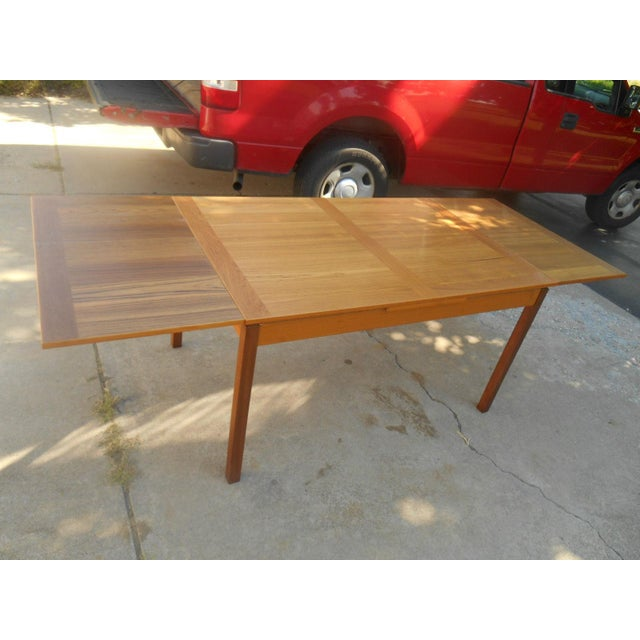 Ansager Mobler Teak Dining Table - Image 6 of 7