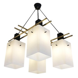 Stilux Pendant Ceiling Light, Italy, 1960's For Sale