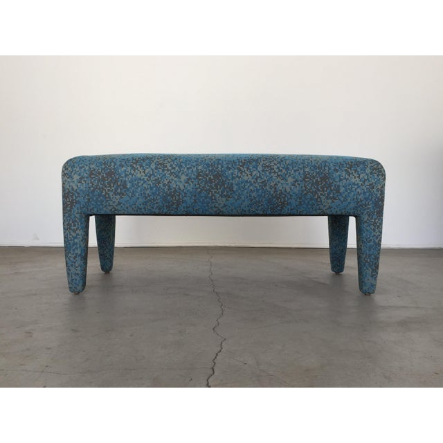 Mid-Century Donghia Bench For Sale In Los Angeles - Image 6 of 13