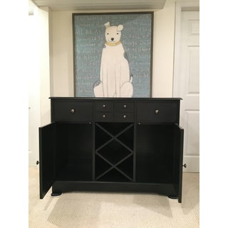 Pottery Barn Bar Sideboard Preview