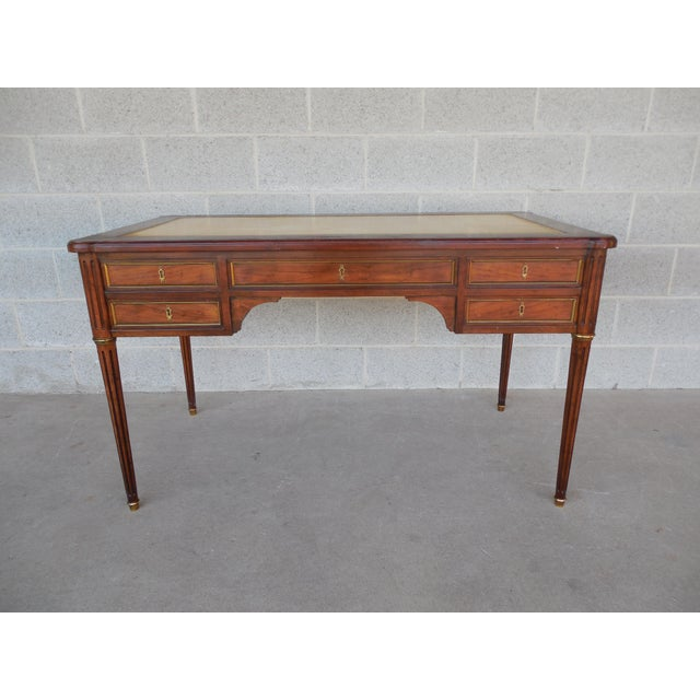 Baker French Neoclassical-Style Desk - Image 7 of 11