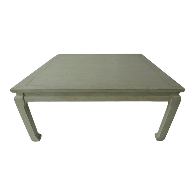 20th Century Ming Style Coffee Table For Sale