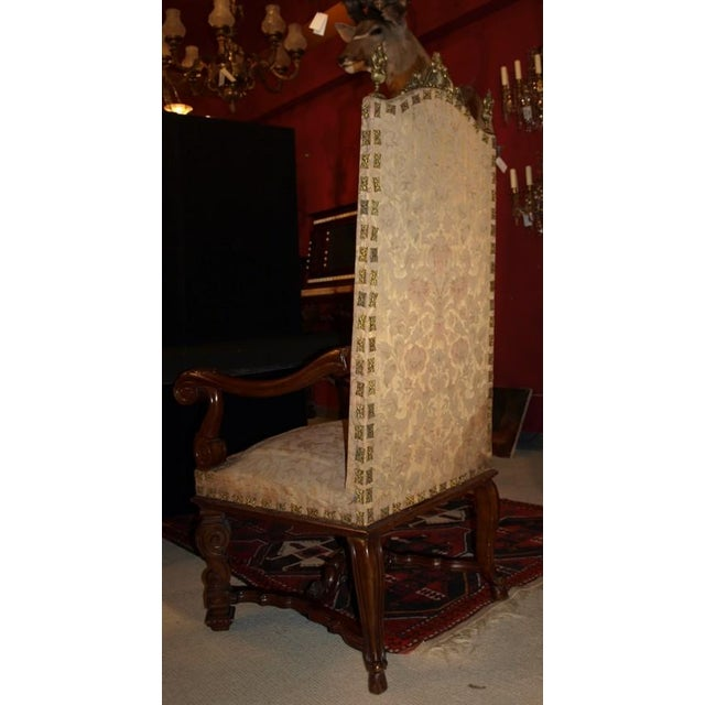 Antique Armchairs - Image 5 of 9