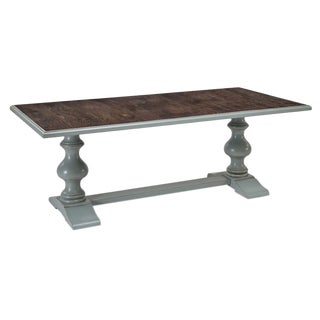 Sarried Ltd Double Pedestal Dining Table
