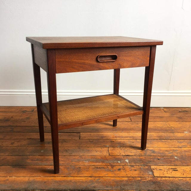 Mid-Century Modern Jack Cartwright Collection Side Table - Image 2 of 8
