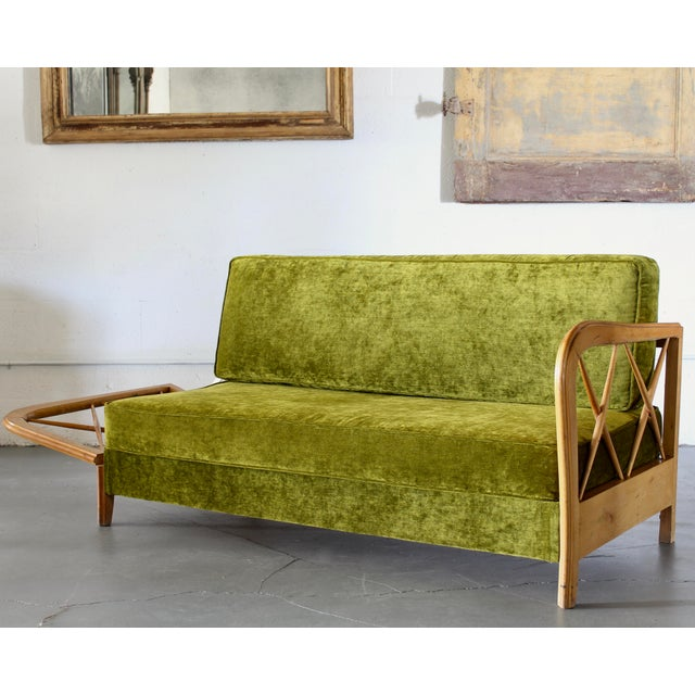 Paolo Buffa Paolo Buffa Day Bed For Sale - Image 4 of 7