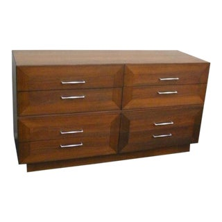 Mid Century Modern Dresser Tv Media Console Made by Johnson Carper For Sale