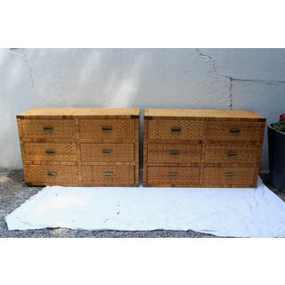 Bielecky Brothers Style Rattan Chest Preview
