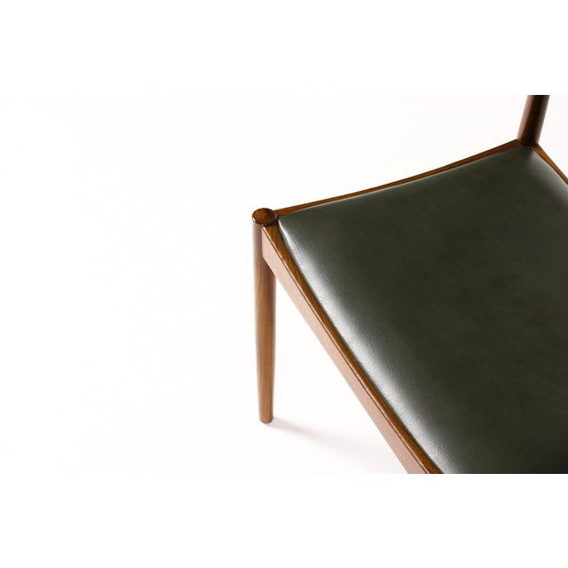1960s 1960s Danish Modern Ib Kofod Larsen for G-Plan Mahogany Dining Chairs - Set of 4 For Sale - Image 5 of 6