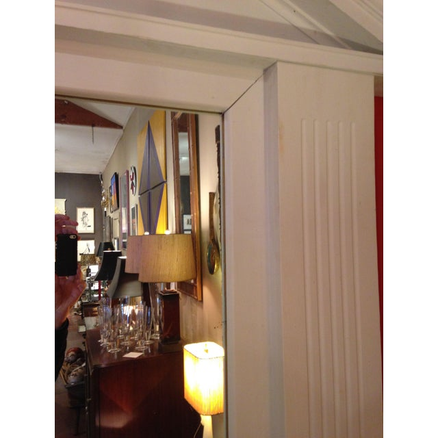 Large Palladian Style Architectural Mirror For Sale - Image 11 of 13