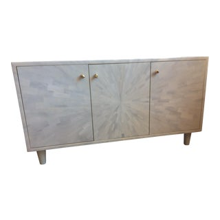 Mid Century Modern Made Goods Torion Buffet For Sale