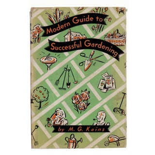 Modern Guide to Successful Gardening Book For Sale