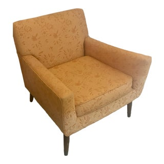 Vintage Mid Century Lounge Chair For Sale