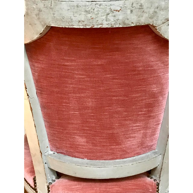1900 French Louis XVI Chair For Sale - Image 4 of 8