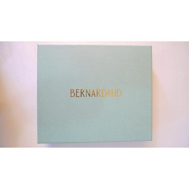 Green 1990s Van Cleef & Arpels Bernardaud Porcelain Jewelry Dish For Sale - Image 8 of 10