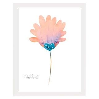 Botanical Peach Premium Giclee Print For Sale