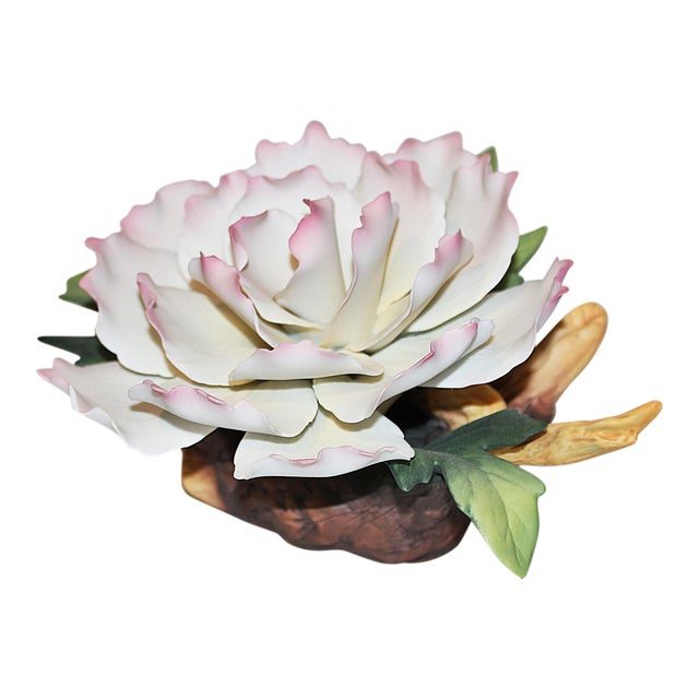Andrea of Sadek Bisque-Porcelain Flower - Image 1 of 8
