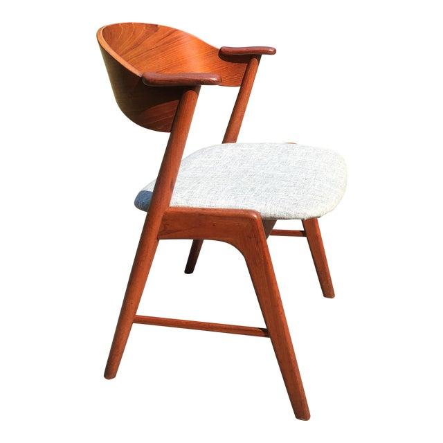 1960s Danish Modern Teak Dining Chairs by Kai Kristiansen for Korup Stolefabrik - Image 1 of 10