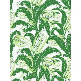 Scalamandre Tropique, Palm Fabric Preview