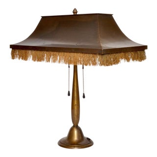 Bag Turgi 1920s Desk Lamp/ Switzerland For Sale