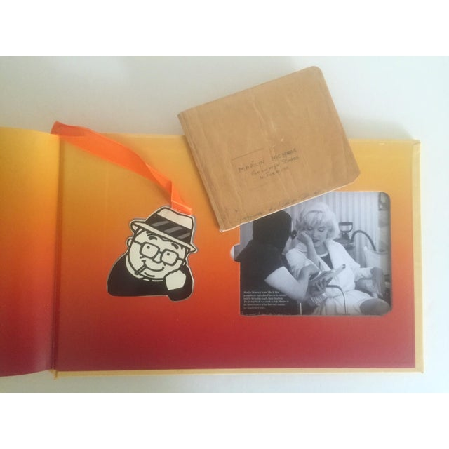 """"""" Billy Wilder's Some Like It Hot """" Rare 1st Edtn Monumental Oversized Boxed Set Collector Book For Sale - Image 10 of 11"""