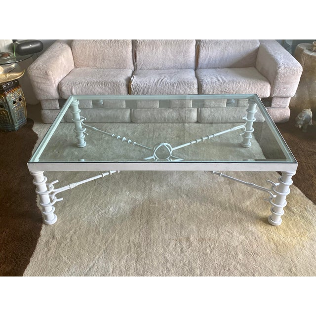 Giacometti Style Coffee Table For Sale - Image 11 of 11