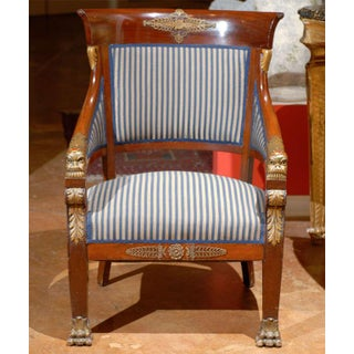 Mid 19th Century Period Empire Chair Preview
