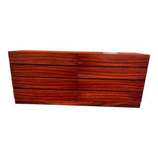 1970s Danish Modern Arne Wahl Iversen 8-Drawer Rosewood Dresser For Sale