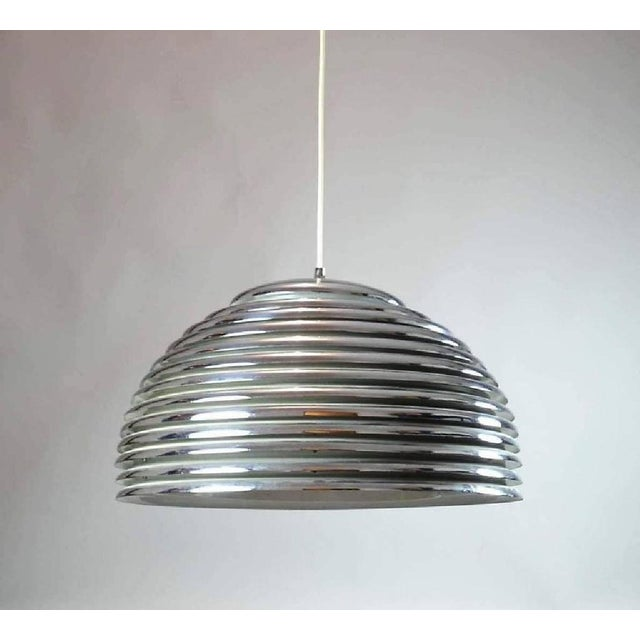 Saturno Hanging Lamp by Kazuo Motozawa for Staff Lights, 1970s For Sale - Image 5 of 6