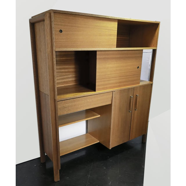 Mid-Century Modern Room Divider by John Keal for Brown Saltman For Sale - Image 3 of 6