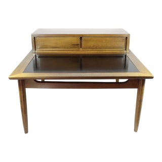 1950s Mid Century Modern American of Martinsville Sectional Sofa Divider Table For Sale