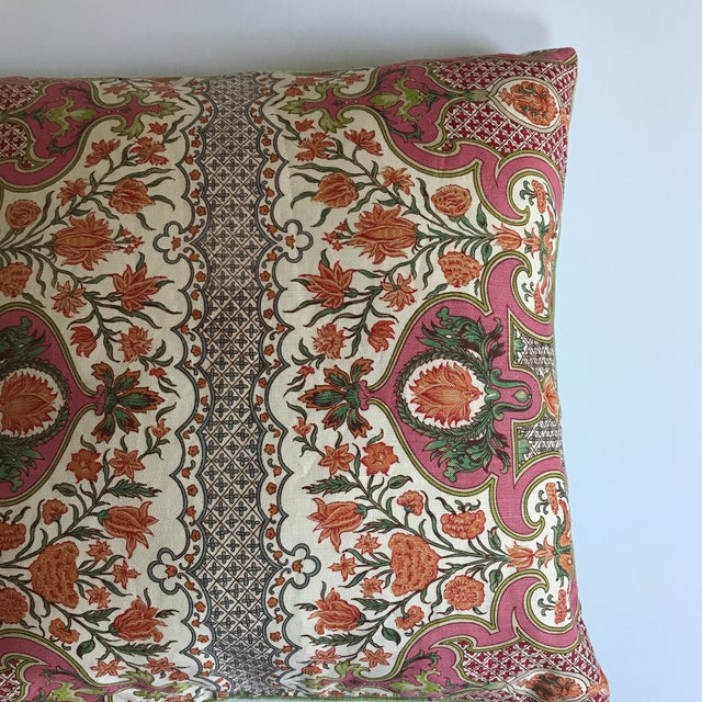 Brunschwig Fils Digbys Tent Pillow Cover - Image 2 of 9