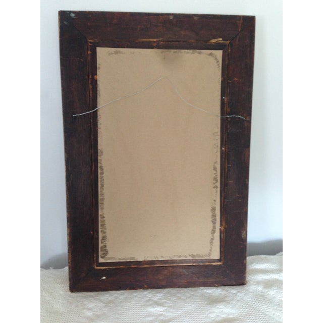 Antique Floral Oil Painting For Sale - Image 11 of 11