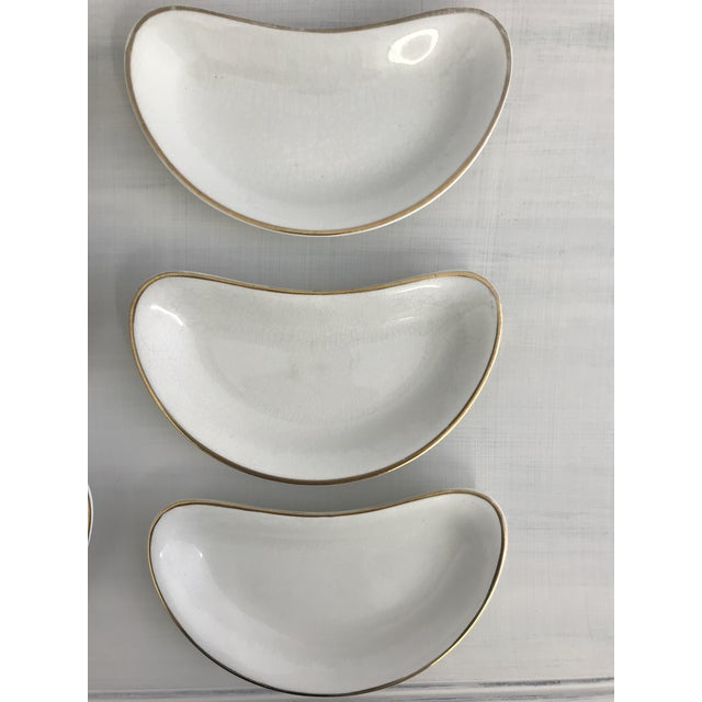 Johnson Bros England-Crescent Dishes - Set of 6 For Sale - Image 11 of 12