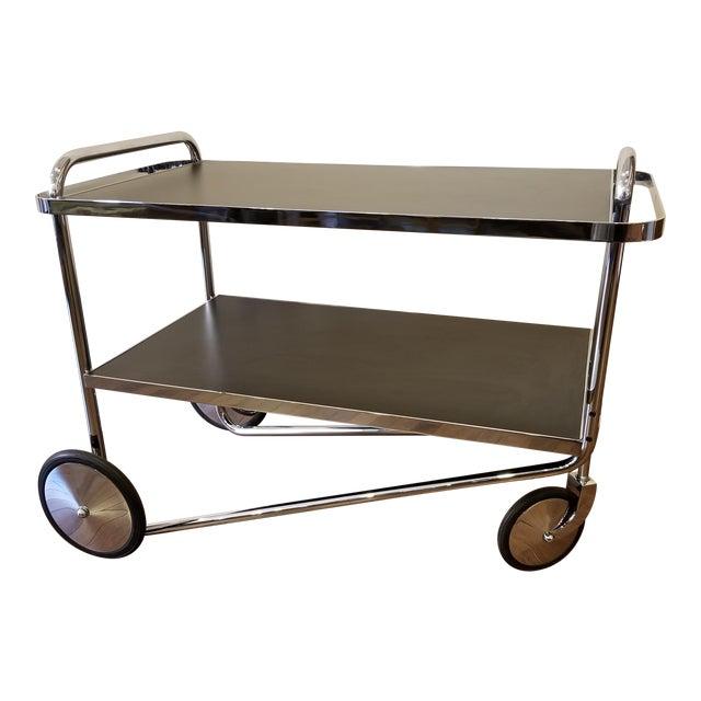 Marcel Bruer Bar Trolley For Sale