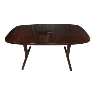 1960s Mid-Century Modern G-Plan Rosewood Dining Table For Sale