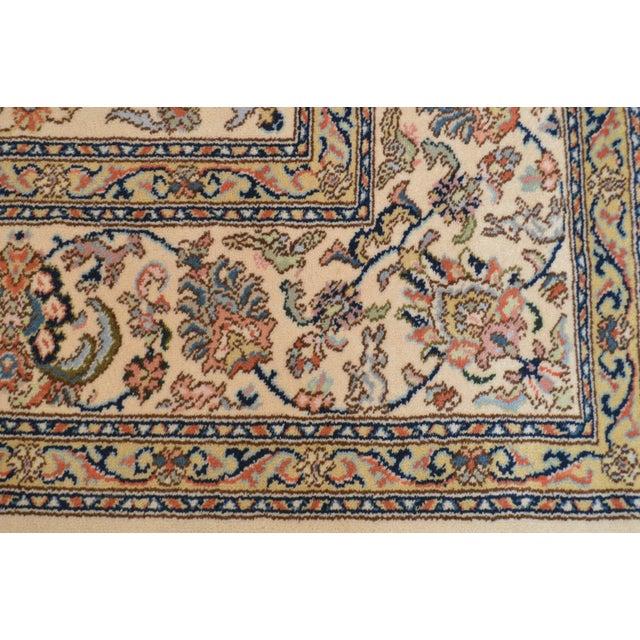"""Karastan 8'8"""" X 10'6"""" Tabriz Room Size Rug Carpet For Sale In Philadelphia - Image 6 of 12"""