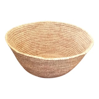 Oversized Grass Basket