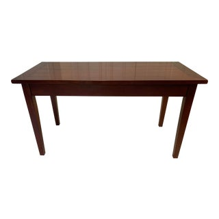 Arts and Crafts Wright Table Co. Rectangle Wine/Library Table For Sale
